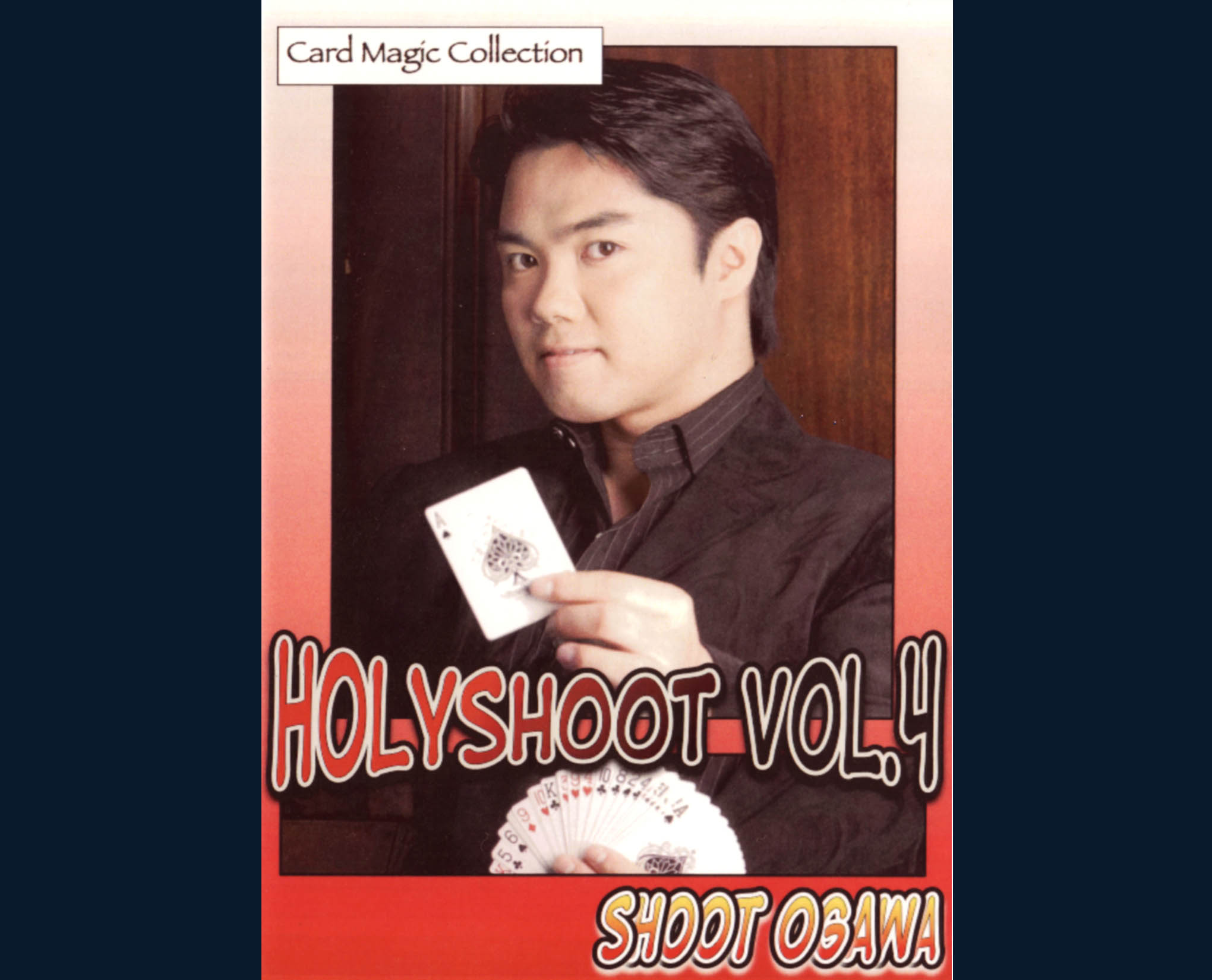 Holy Shoot - Vol. 4 - Shoot Ogawa - DVD