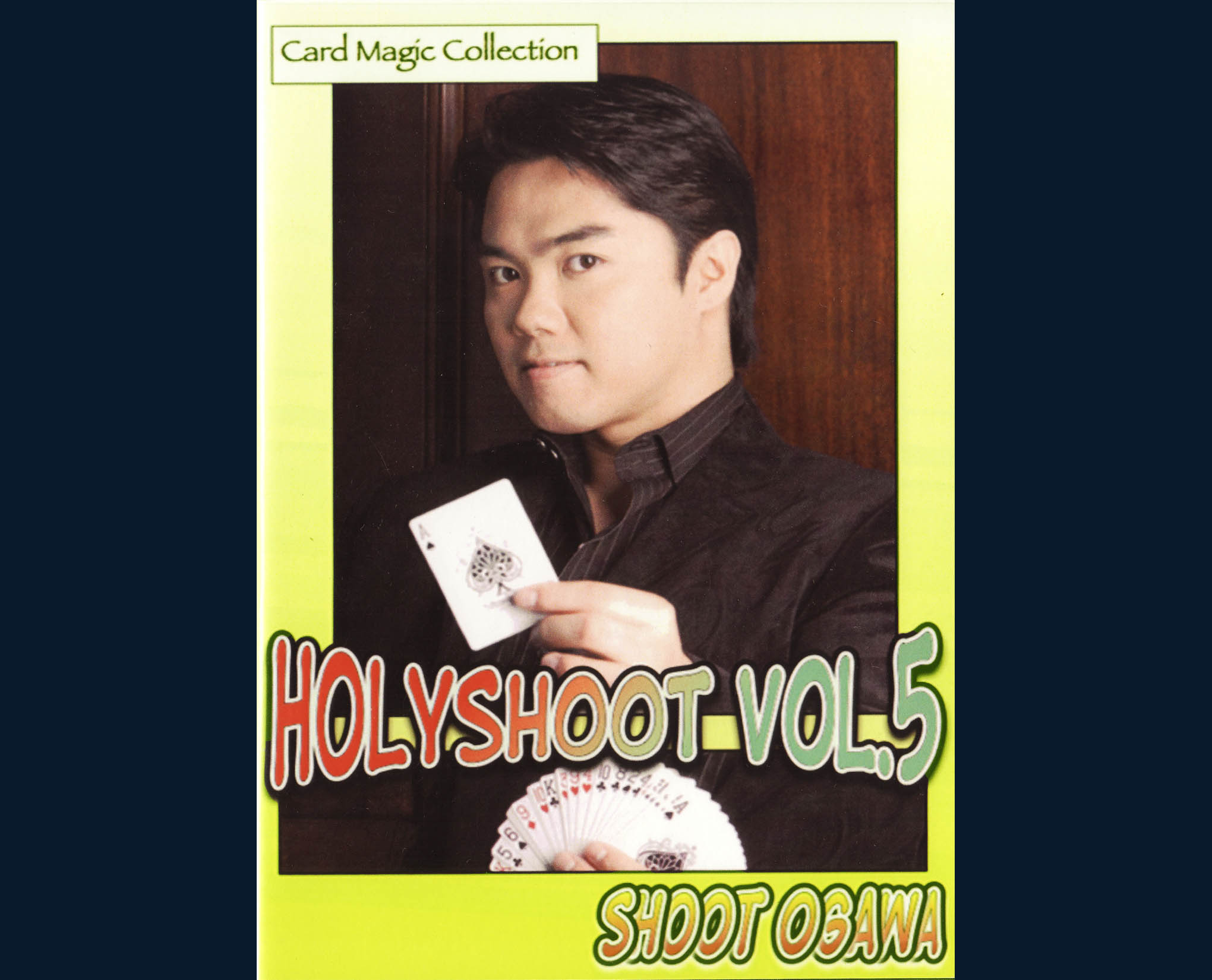 Holy Shoot - Vol. 5 - Shoot Ogawa - DVD