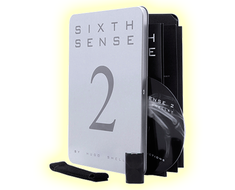 Sixth Sense 2.5 - Hugo Shelley